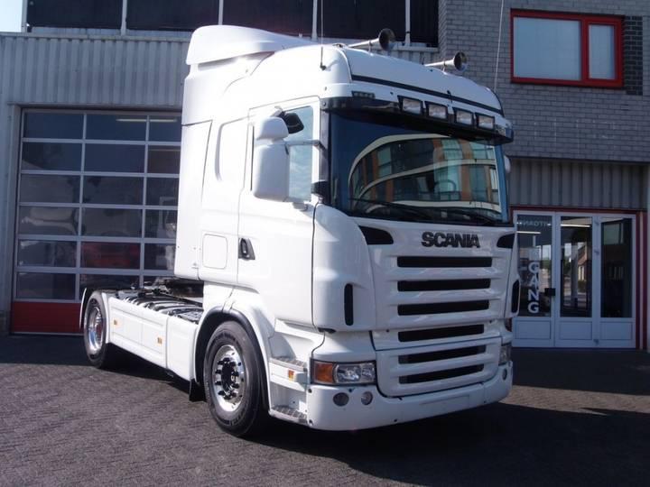 Scania R500 LA4x2MNA MANUAL RETARDER SUPERCLEAN - 2007