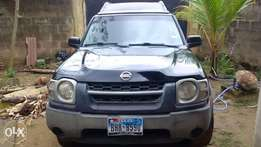 Sales of Nissan Xterra 2004 Model Black