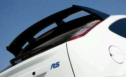 Ford RS style roof spoiler CSP Motorsport(Pty)Ltd