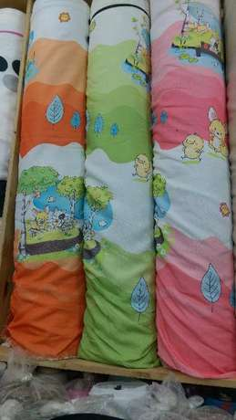 Sheer curtain fabric with cartoon characters Nairobi CBD - image 3