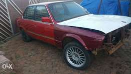 bmw e30 spin body for sale