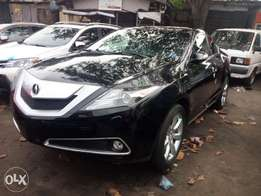 Almost brand new Toks 2012 Acura ZDX. Tincan cleared