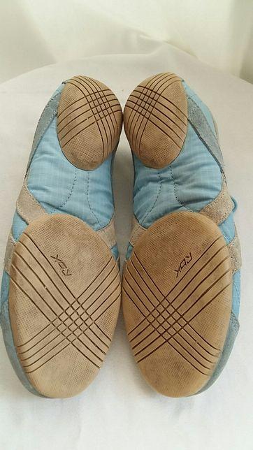 REEBOK ZENSWA Buty sportowe damskie błękitne niebieskie