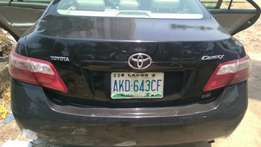 Clean Registered 2007 model Toyota Camry bought brand new