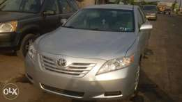 a tokunbo camry 2008 model