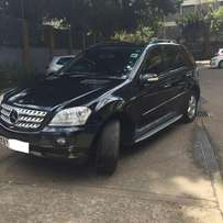 Mercedes Benz ML 500. 2008. Fully loaded.