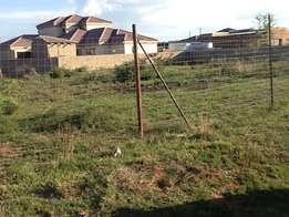 Land for sale at mamadimo park unit C extension