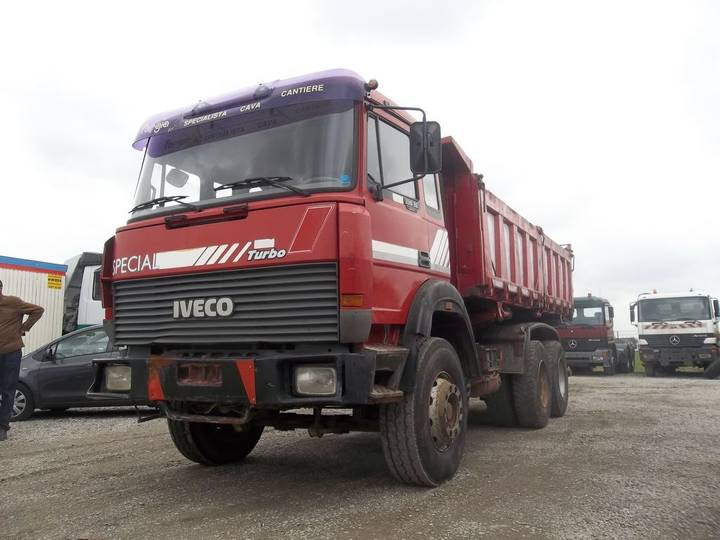 Iveco 330.36 - 6x4 - 1993