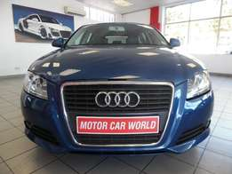 2010 Audi A3 1.8 TFSI DSG 5 door hatch