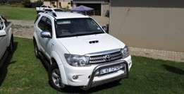 Toyota Fortuner 2011 with 103000 km on clock