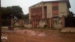 Solid 4units of 4Bedrm each with C of O at Fajol Obantoko For Sale