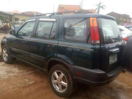 Sharp naija used Honda crv