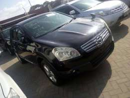 NEW Nissan Dualis Metallic Black