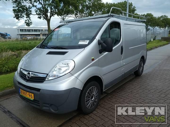 Opel VIVARO 2.0 CDTI - 2011