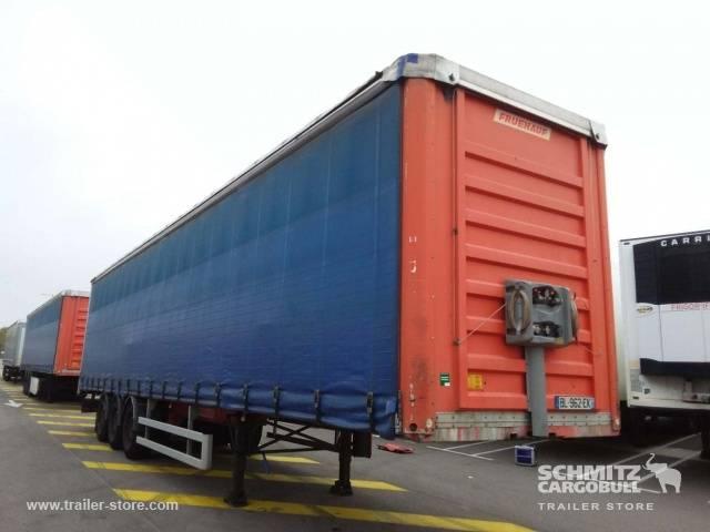 Frühauf Semitrailer Rideaux Coulissant Standard - 2011