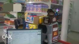 Complete Commercial Point Of Sales System (POS)