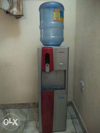 Cway Water Dispenser with refrigerator and 1 cway keg Lekki - image 1
