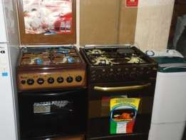 Brand new Ramtons cooker with 4 burners
