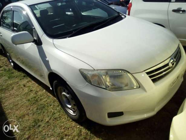Fresh import KCN Light interior white Toyota Axio Mombasa Island - image 5