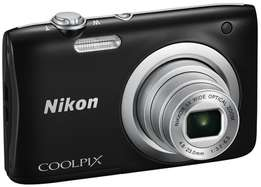 Nikon coolpix A100 full HD camera