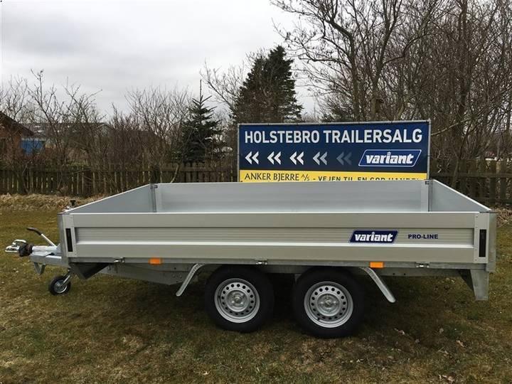 Variant 2018 P3 *TILBUD* STÆRK TRAILER - - - BILLIG PRIS