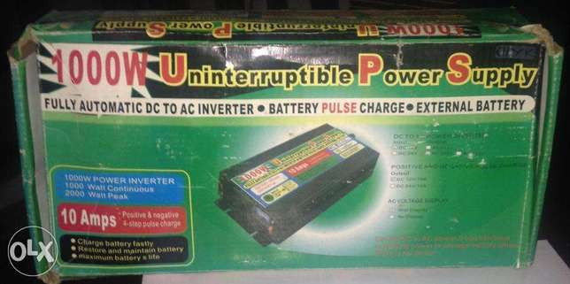Power Inverter -1000W Modified Sine wave Surulere - image 2