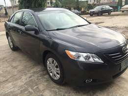 Clean 09 Toyota Camry