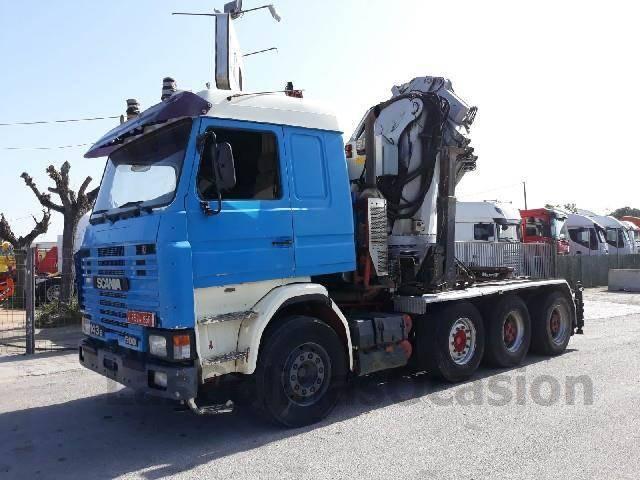 Scania 143 E