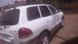 Hyundai SantaFe For sale