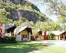 Holiday accommodation available in Nelspruit at Sudwala Lodge
