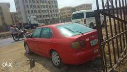 A well clean and sound engine Nissan primera is available for sale