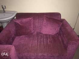 Lovely but fairly used seats for sale