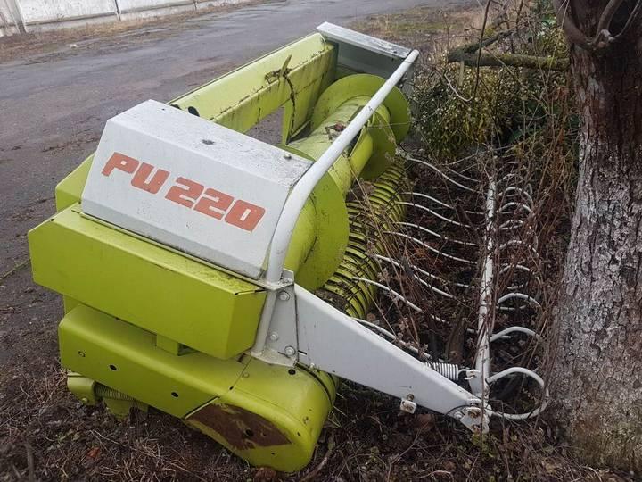 Claas PU 220 - 2001