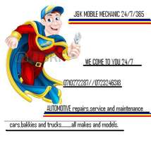 J&K mobile mechanic 24/7/365Vehicle repairs,service&maintenance'2