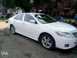 Muscle Toyota camry 2008 upgraded