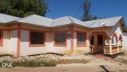 Big House for sell in Ukunda