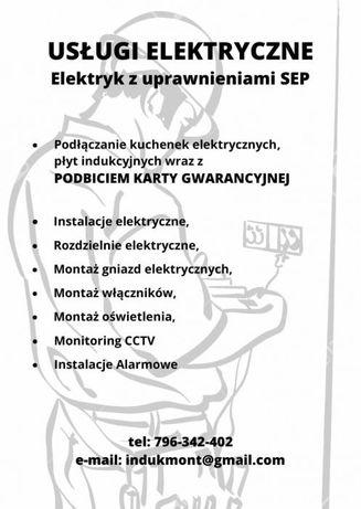Podlaczenie Plyty Kuchenki Plyta Indukcyjna Montaz Elektryk
