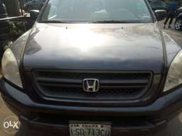 Well used honda pilot for sale