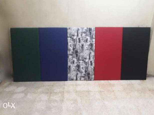 Acoustic panel sound proofing Rockwell عازل للصوت