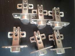 Concealed cupboard hinges 3 sets (6) 1i10