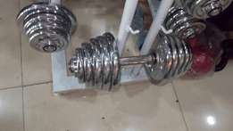 Brand new 20kg Dumbell (a pair)