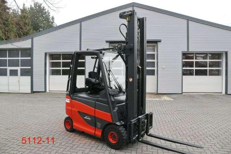 Linde E 20 H 01 600 - 2012 - image 6
