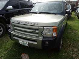 Land Rover Discovery LR3 2008 model