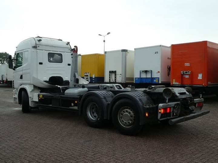 Scania G440 gergen hooklift 2170 - 2010 - image 3