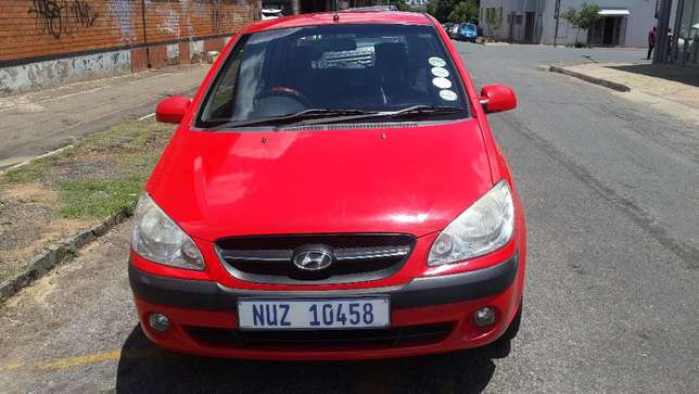 2009 Hyundai Getz 1.6 Comfortline Available for Sale Johannesburg - image 1