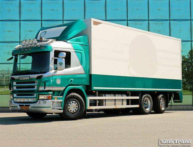 Scania P360 6X2*4 EURO 5 HEIWO BAK 270 HOOG 2.5 TONS KL - 2010