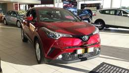 New 2017 Toyota C-HR for sale