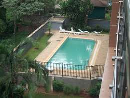 Executive 3 bedroom with swimming pool, gym n dsq to let at Riara road
