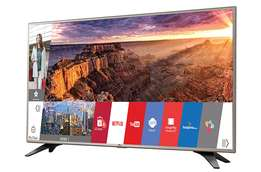 Lg 43 Inch LH603V smart Wi-Fi TV,brand new and sealed in a shop