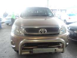 Toyota Hilux Double Cab 2011 2.7